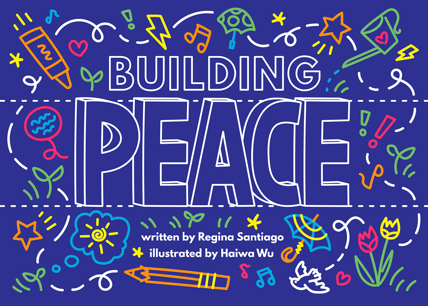 Building Peace cover
