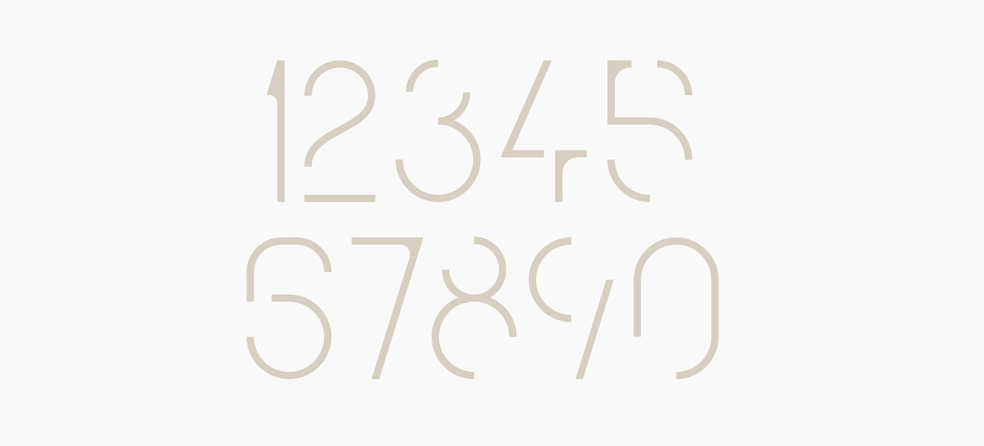 modern thin contemporary font light elegant magazine Fashion  minimalist stencil
