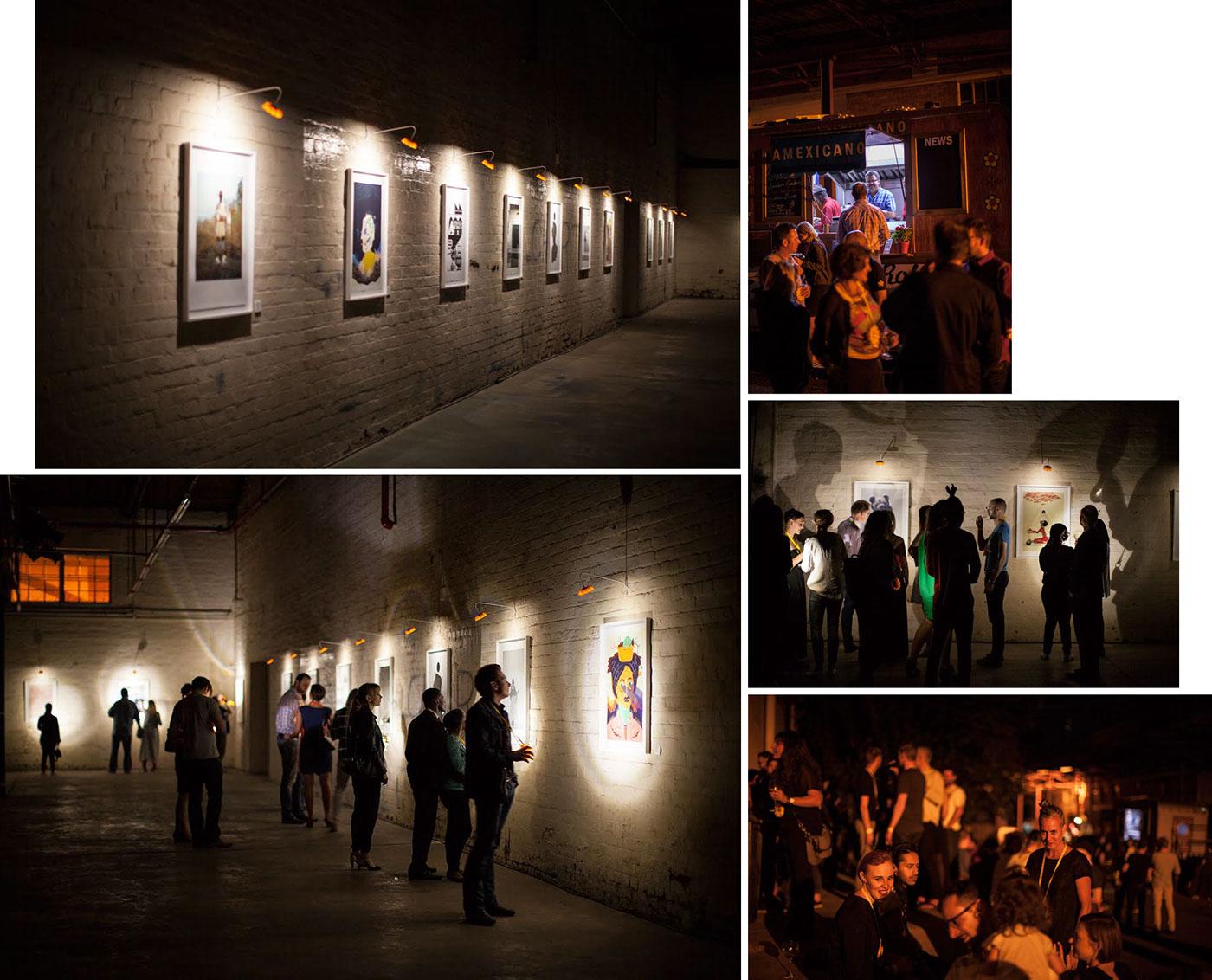 little sun Exhibition  artists illustrators photographers johannesburg south africa
