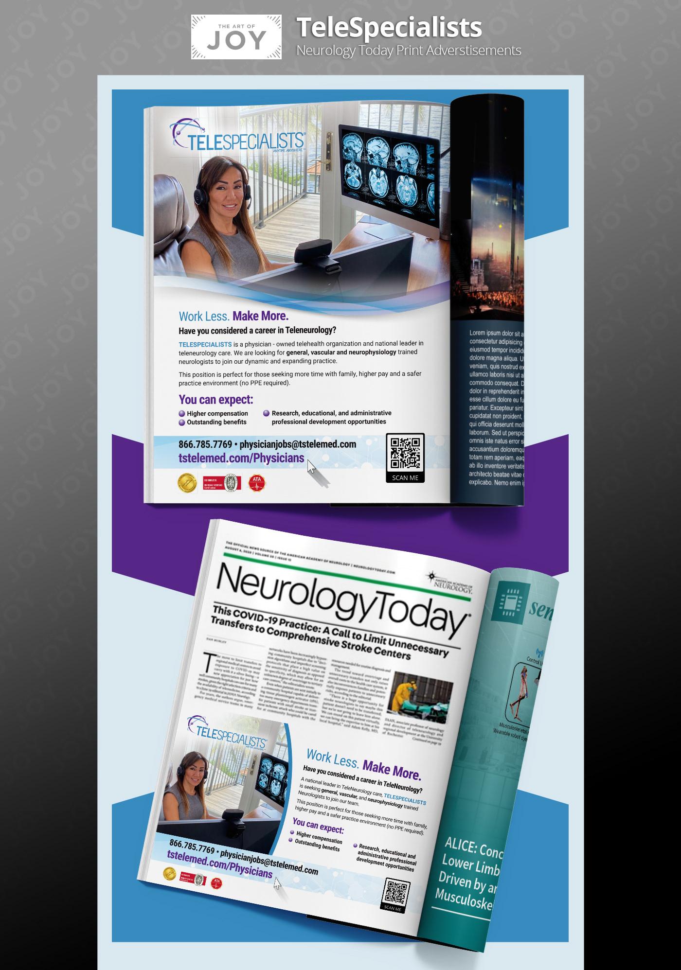 magazine advertisement print