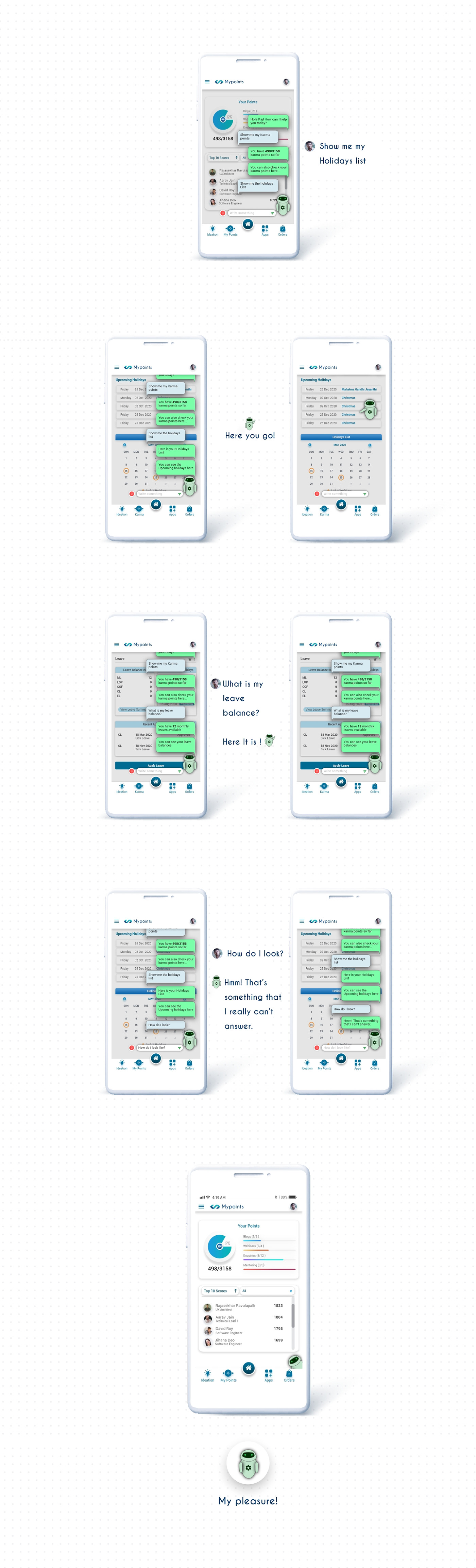 Polle - The Chatbot