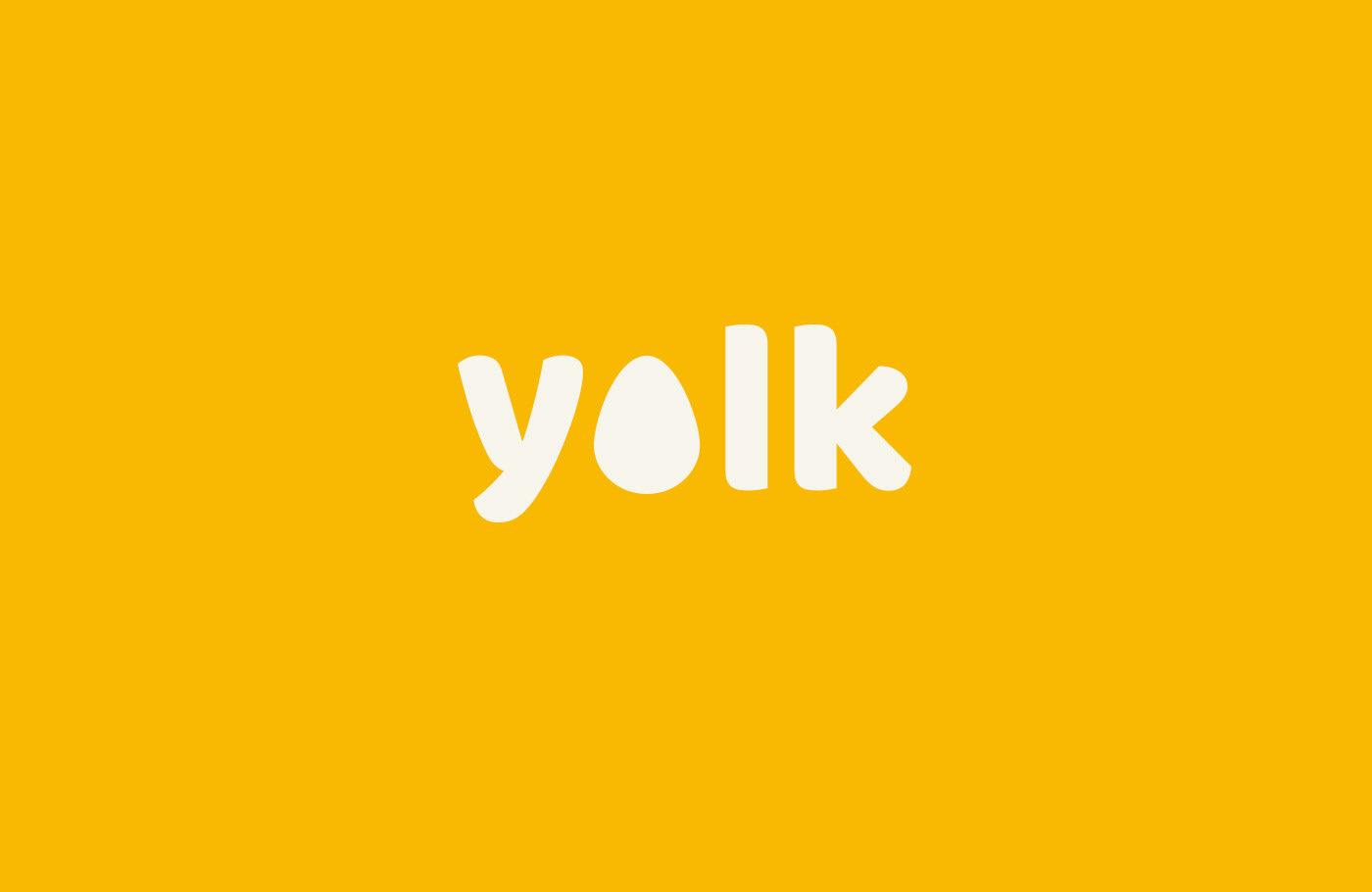logo Logo Design yellow egg logo branding  Branding design