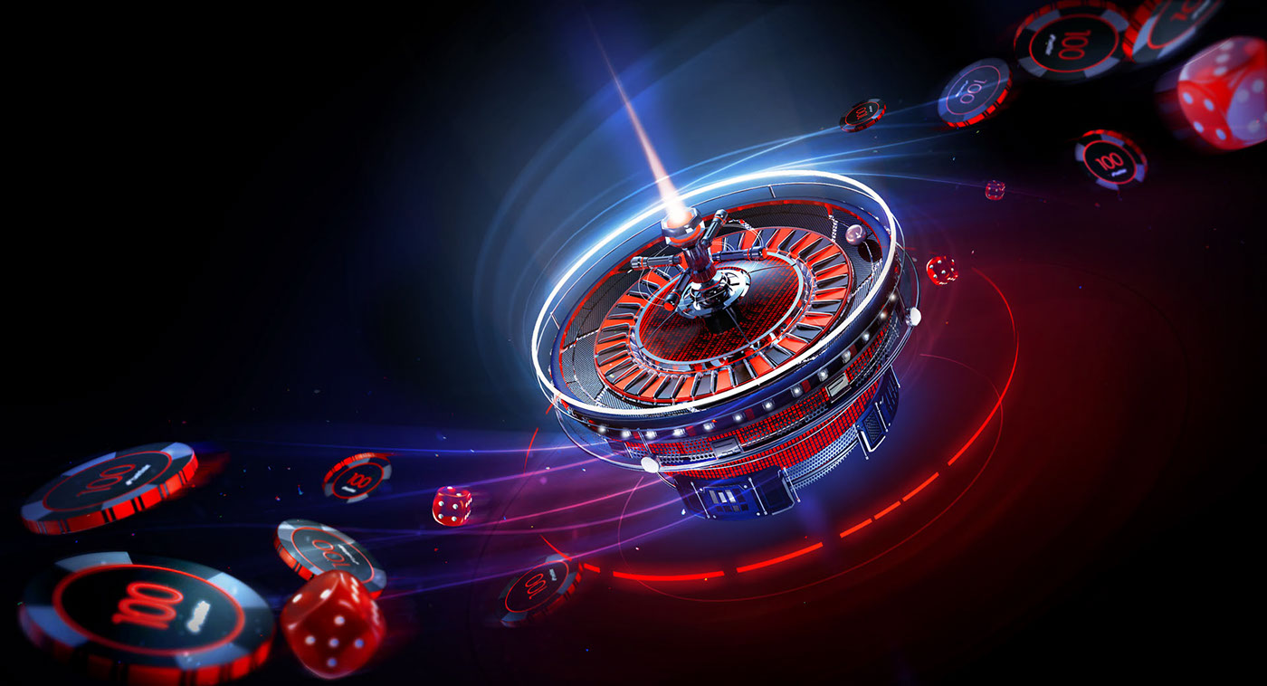 Betfair - space roulette on Behance