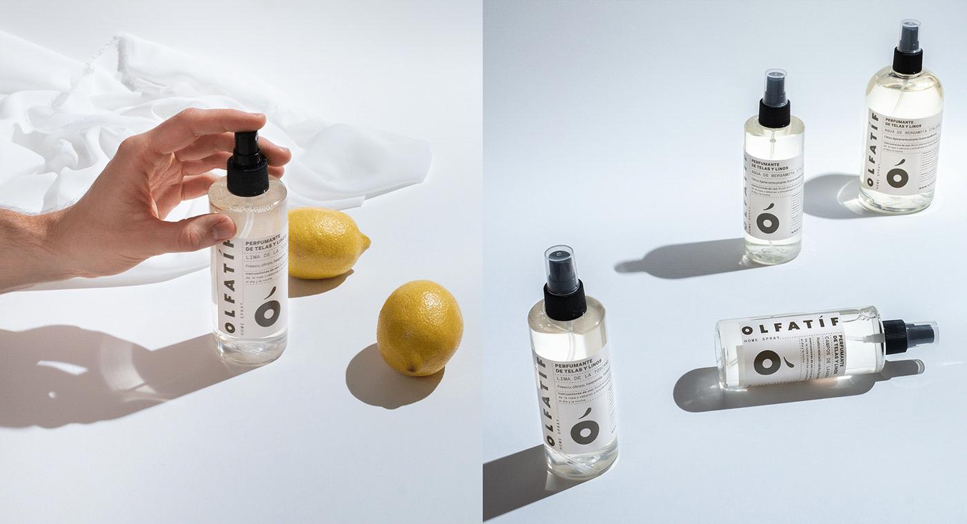 branding  DUNK essence FRAGANCES olfatif