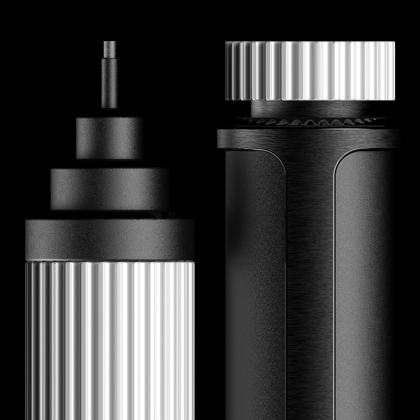 concept Consumer electronic design details earphones industrial design  monochrome product product design  watch