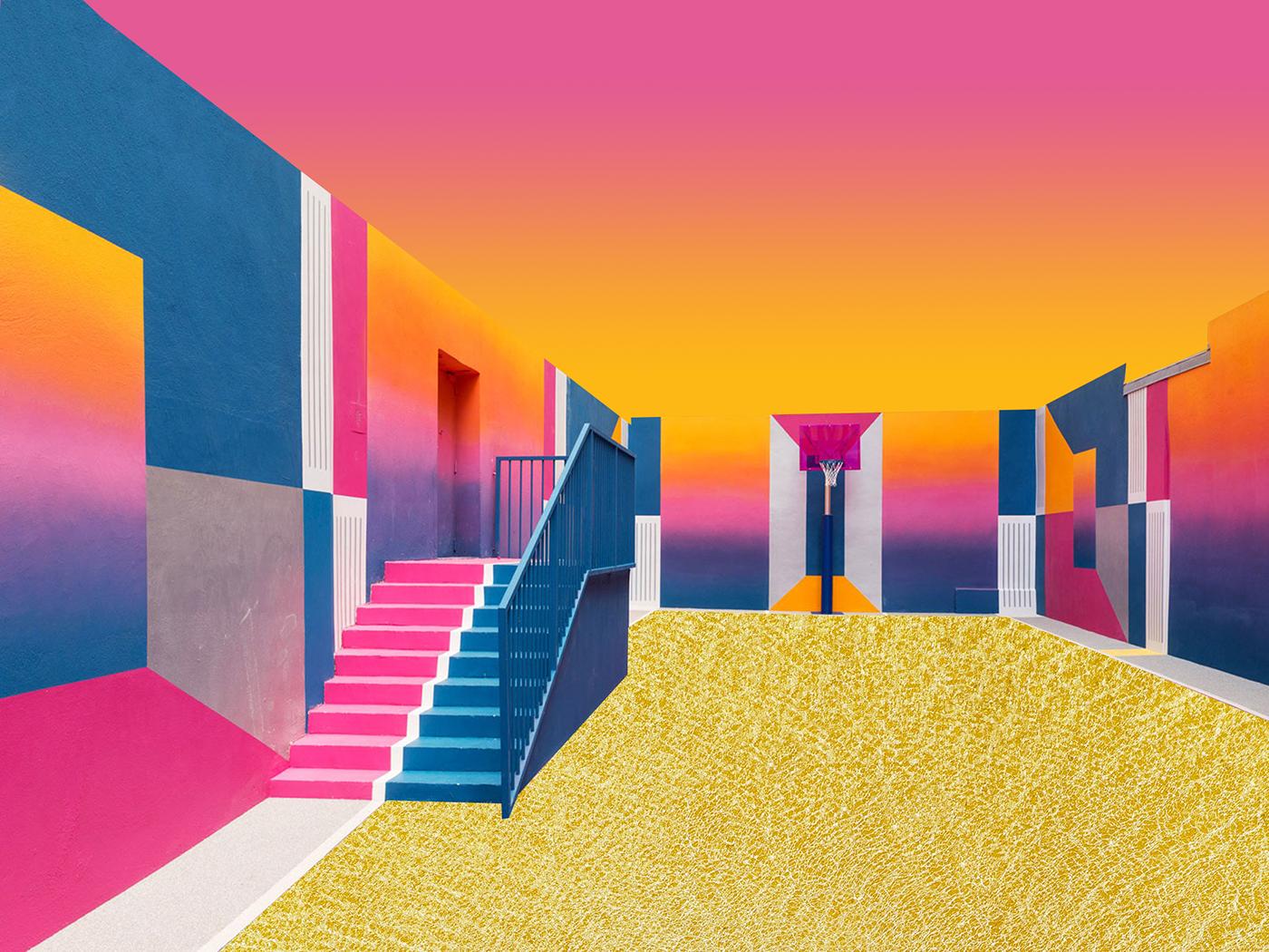 digital collage art adobe adobeawards