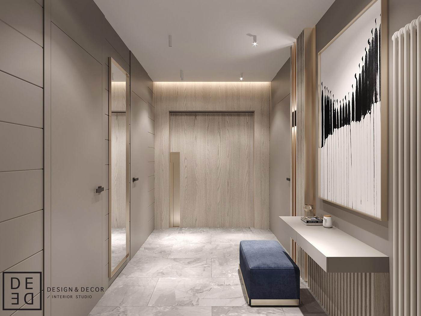 Interior design interiordesign architecture Minimalism moderninterior architecture design DE&DE Interior Studio corona render