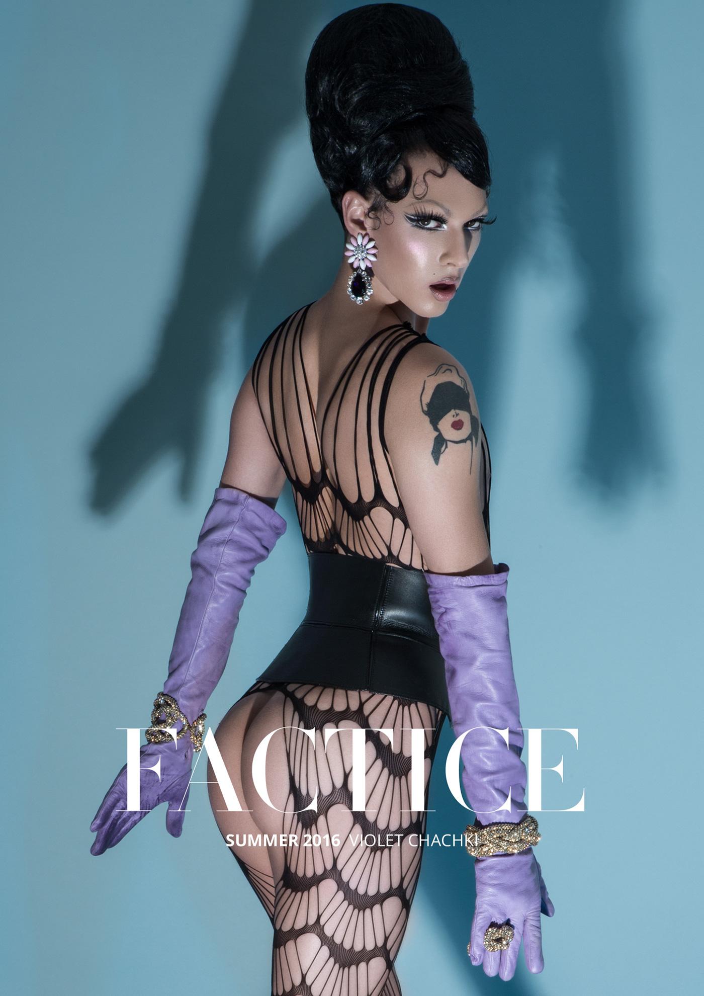 精美的22張時尚雜誌封面欣賞