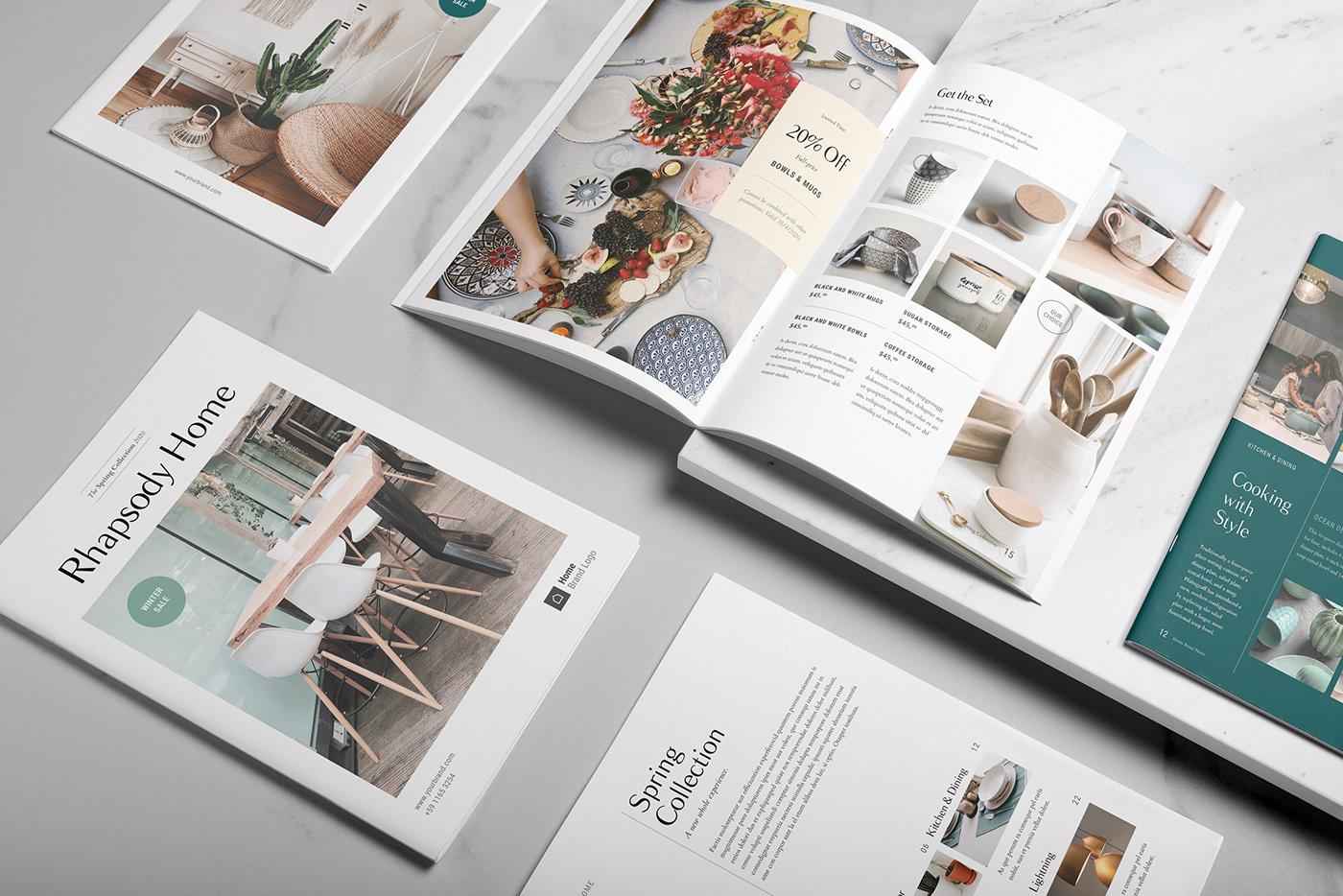 Rhapsody Interior Design Home Decor Catalogue On Behance