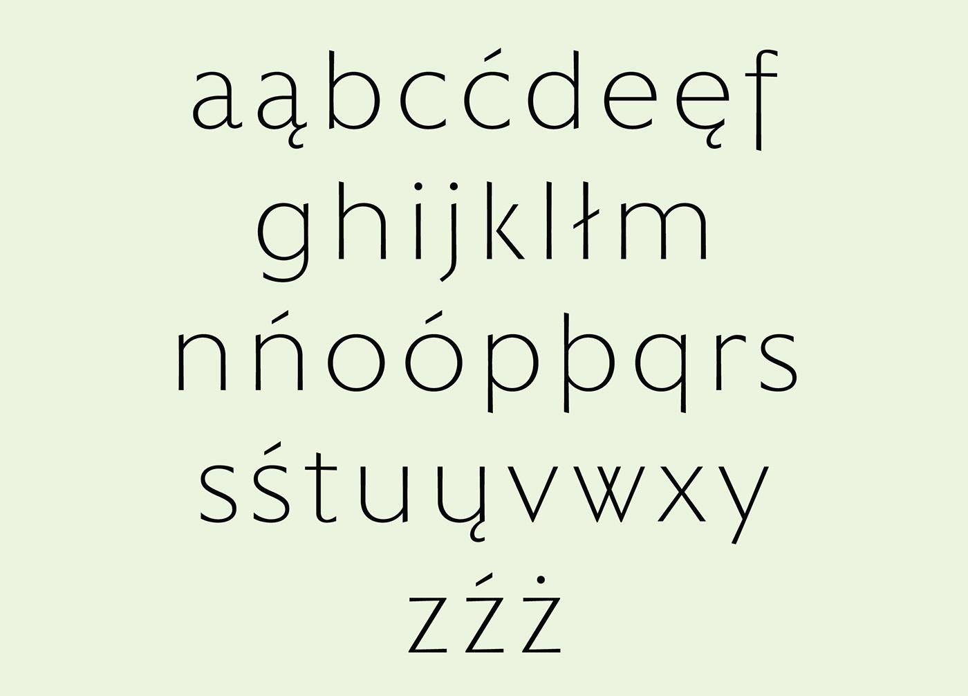 design font design Kyiv lettering letters Typeface ukraine custom font