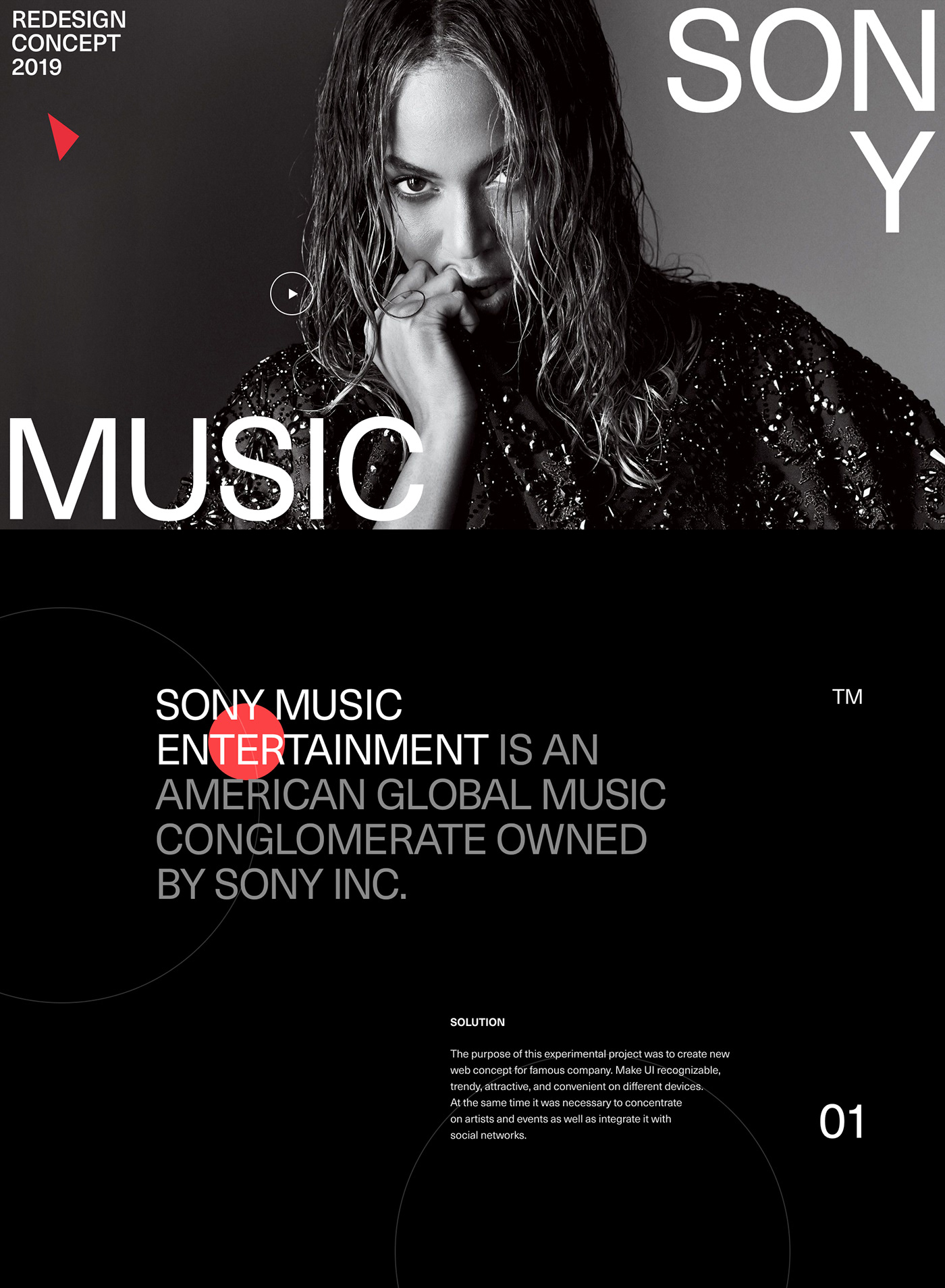 Sony Music Entertainment on Behance