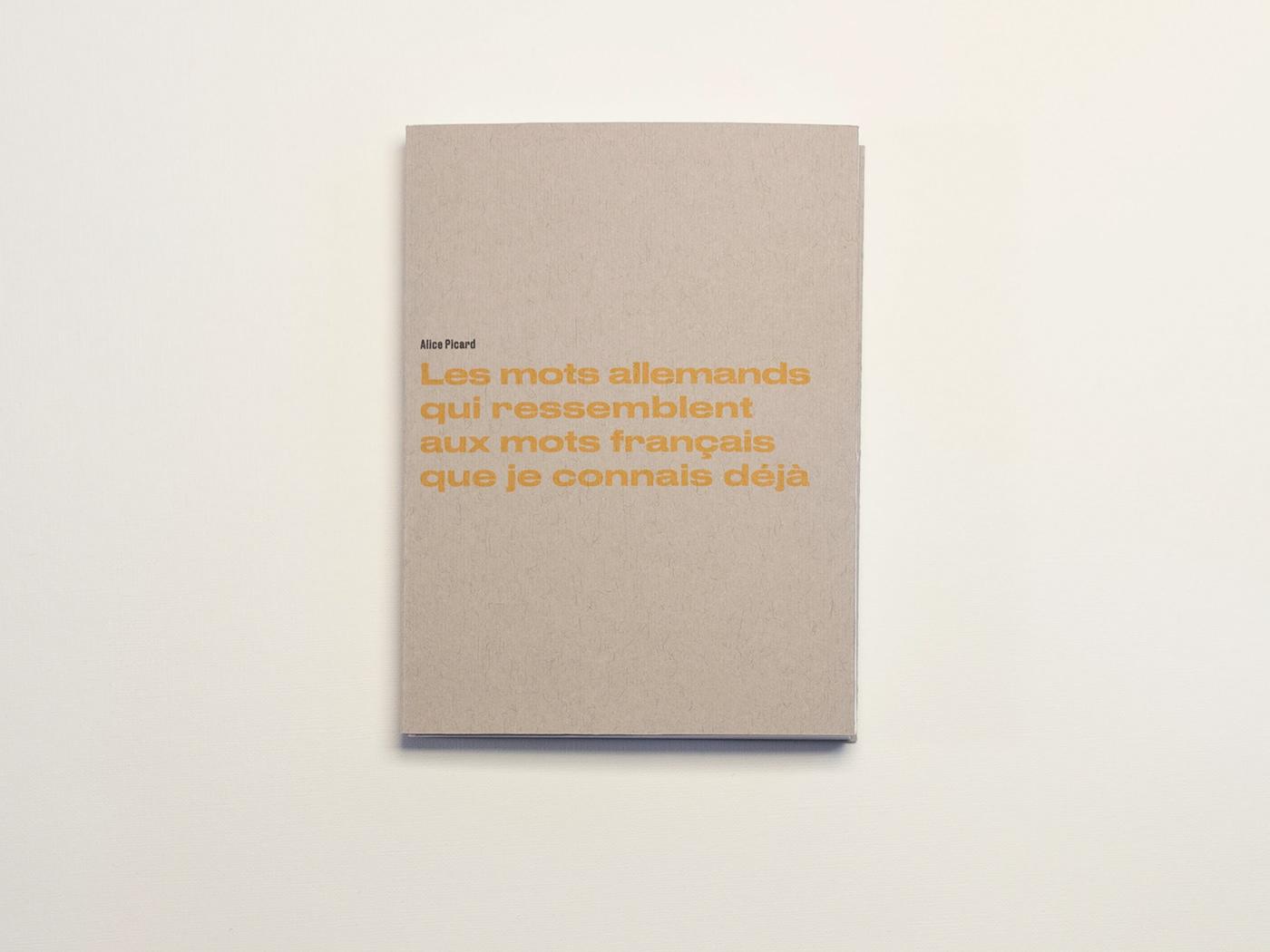 graphic design  editorial design  typography   book