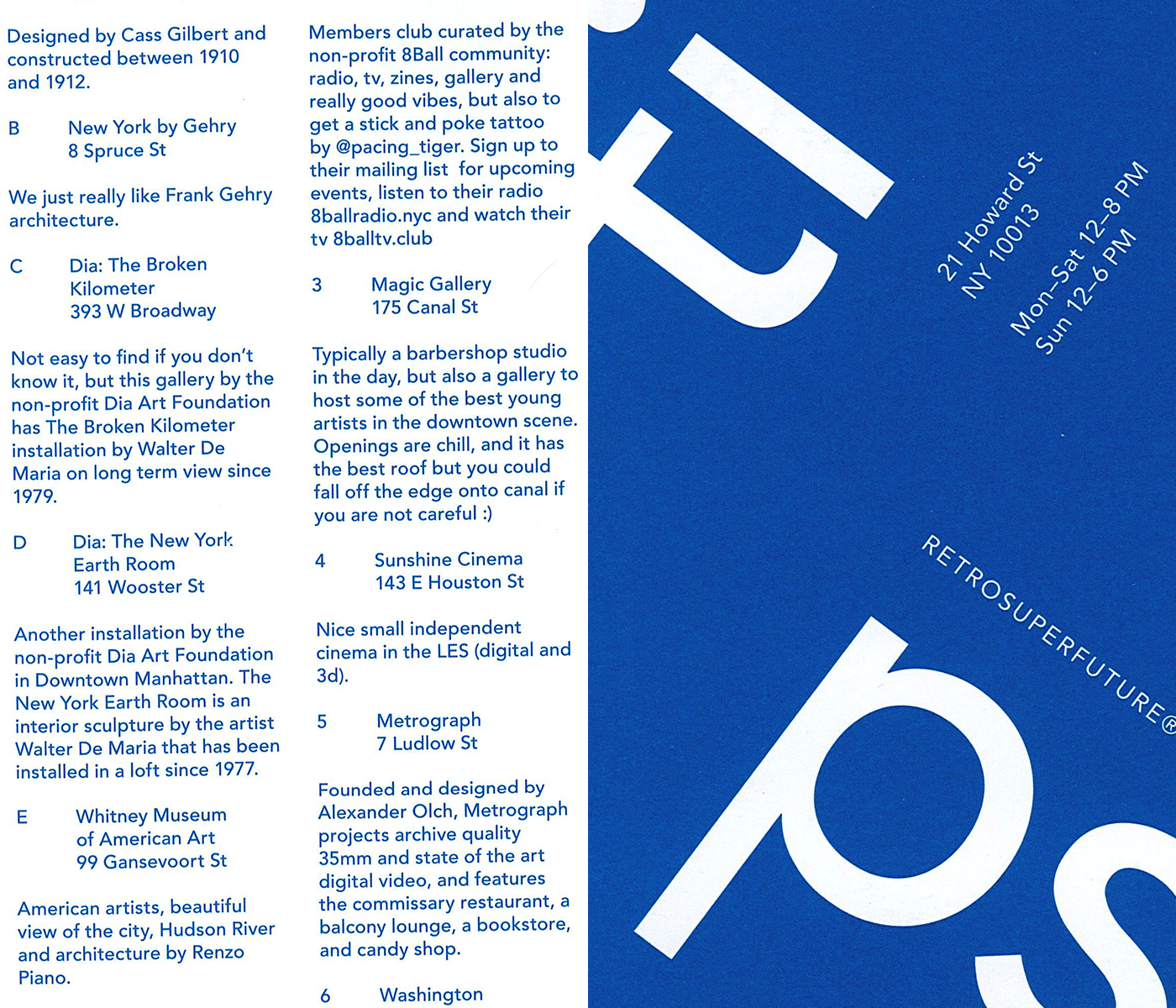 graphicdesign Layout poster tipography editorial minimal map clean newyork losangeles