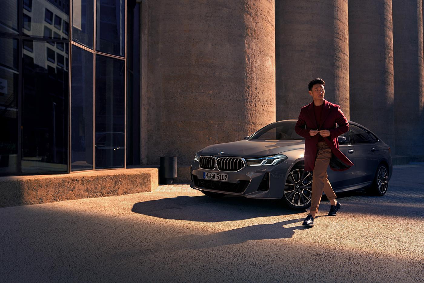 automotive   BMW Cars he&me SERVERIN WENDELER Serviceplan transportation