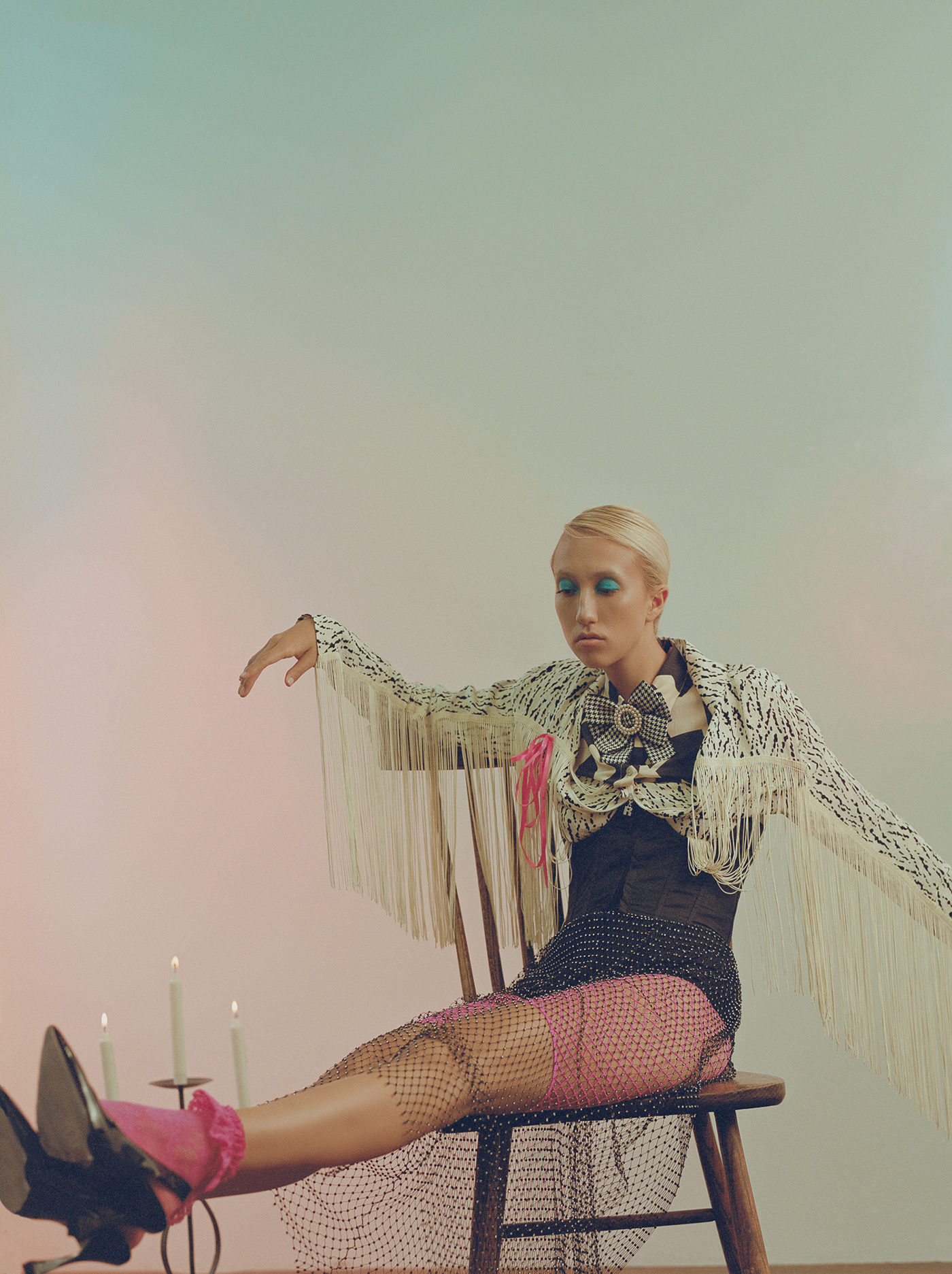 fashion editorial fashion photography film photography Pap Magazine