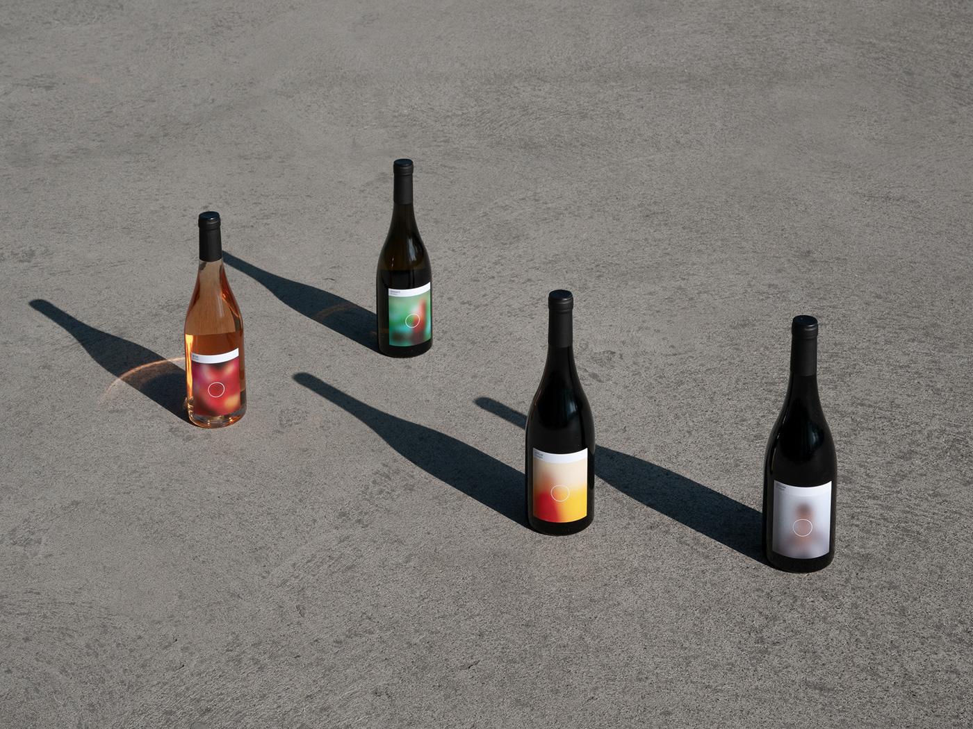 wine winelabel Label instagram blur eco alcohol beverage Collection bottles