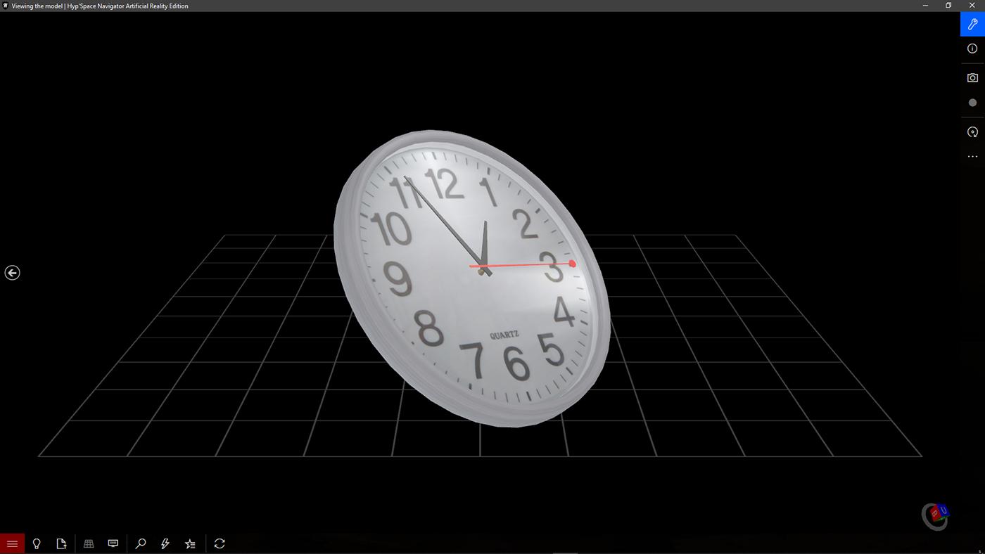 3D AR ArtificialReality vr WPF XAML 2D HypSpace Hypspaceinteractiveart UI/UX