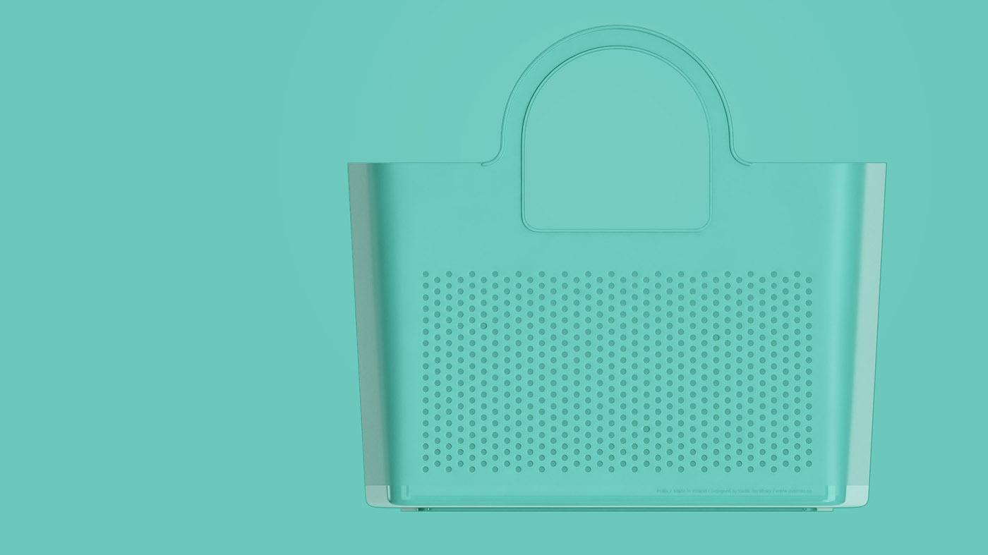 Shopper koszyk plastic mould