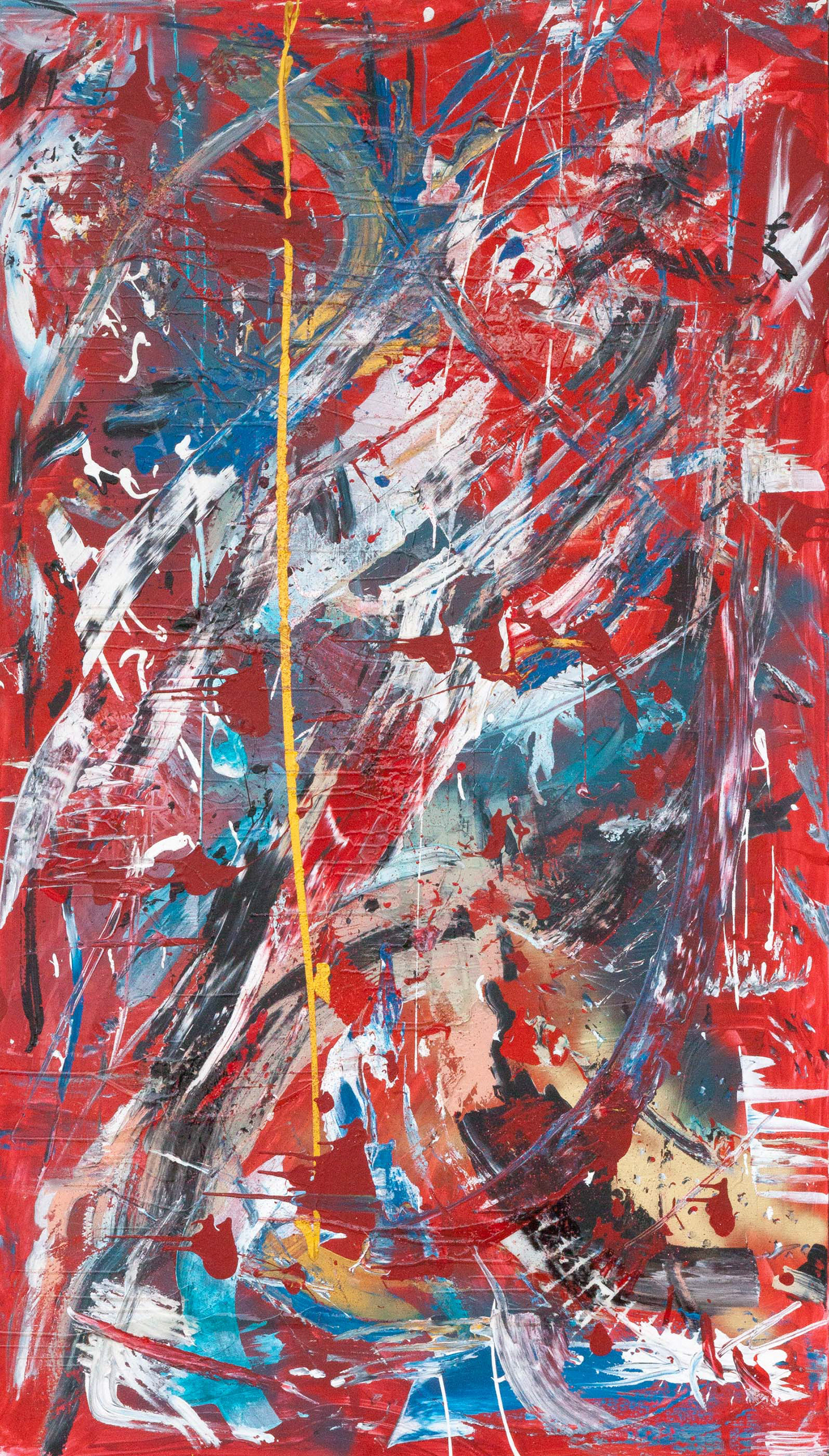 Objects of Art - Abstract Neo Expressionism. on Behance