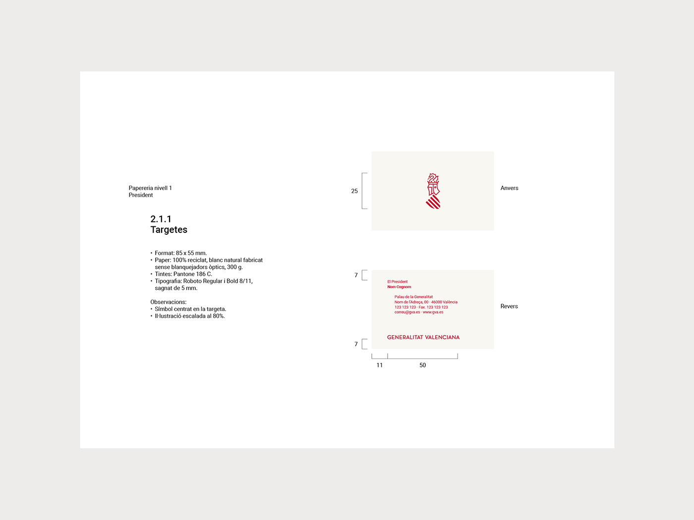 brand identity corporative system manual typography