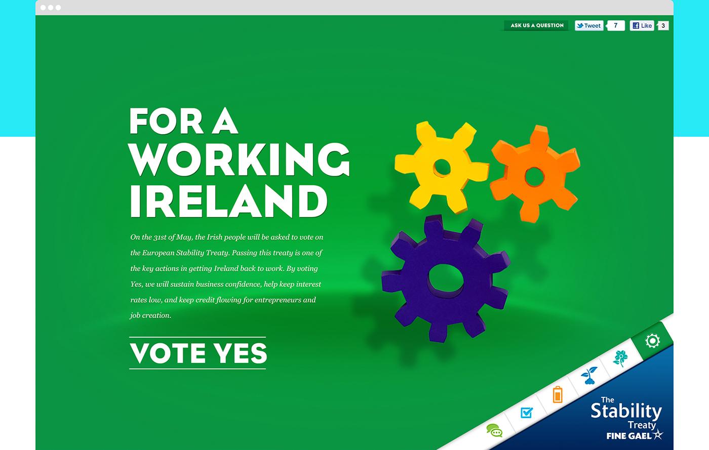 referendum Ireland politics