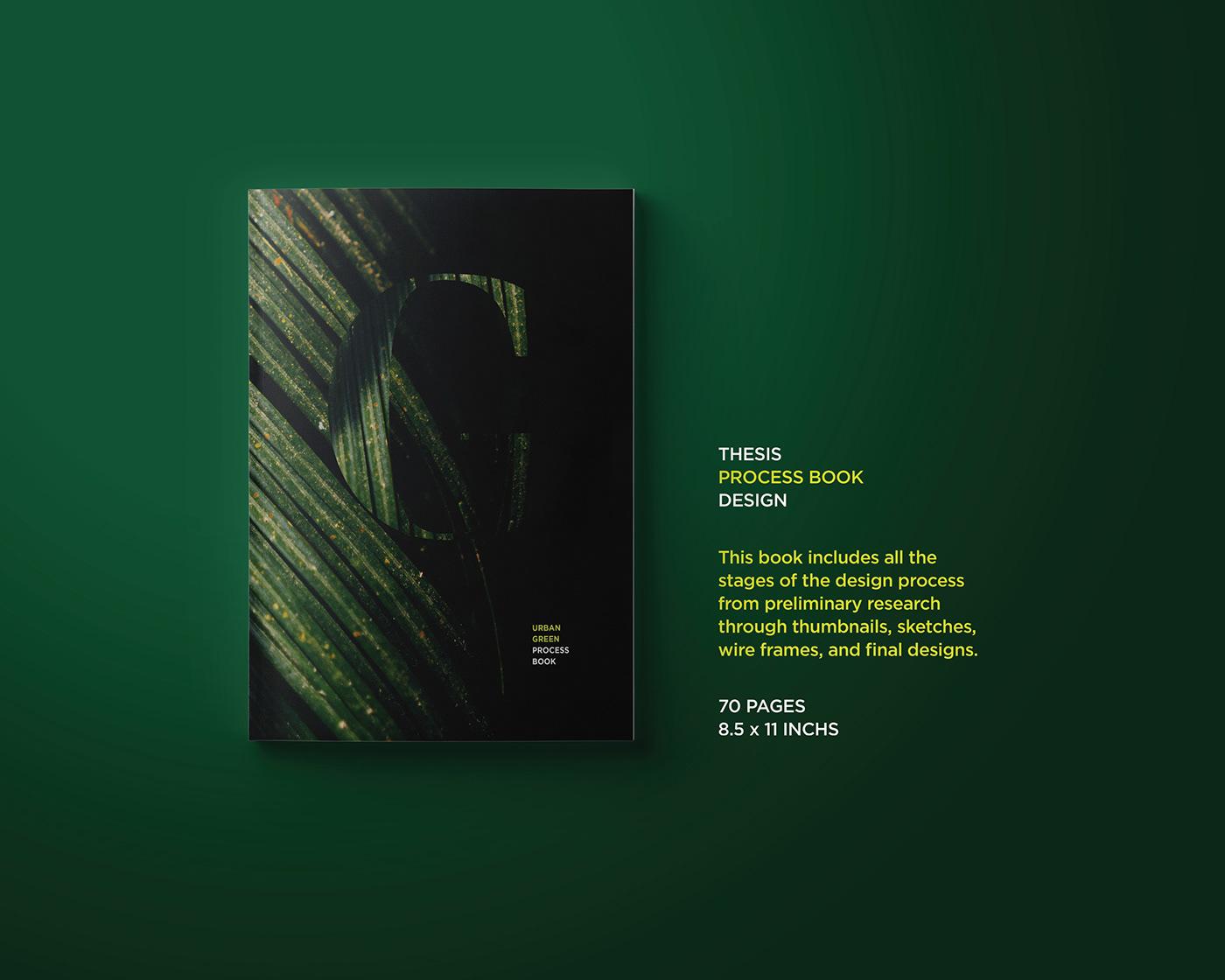 three dimensional urban green volume - HD1400×1120