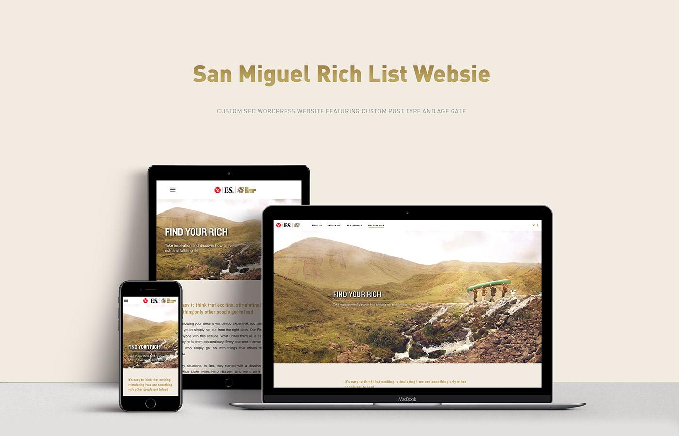 San Miguel Rich list 2018 age gate