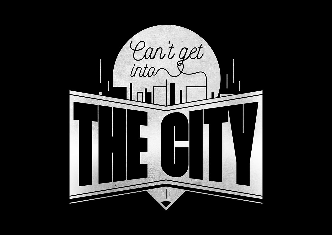 type Hipster village redneck dirty grunge soft city beer creative