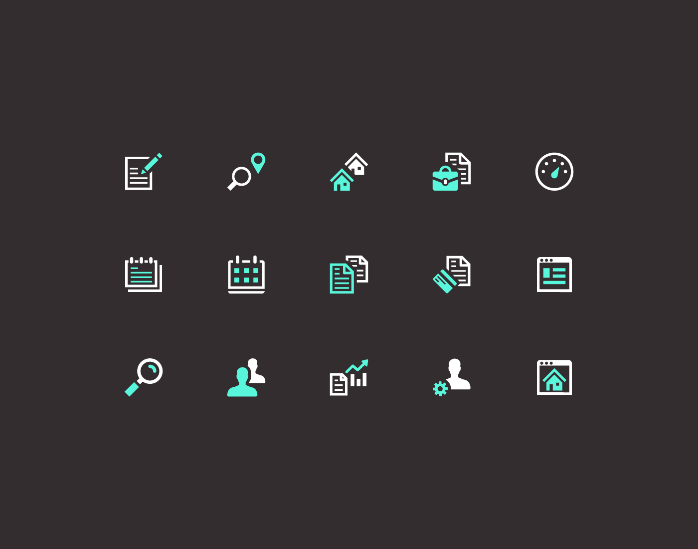 Icon UI Web Website vector flat simple icons freebies icons set