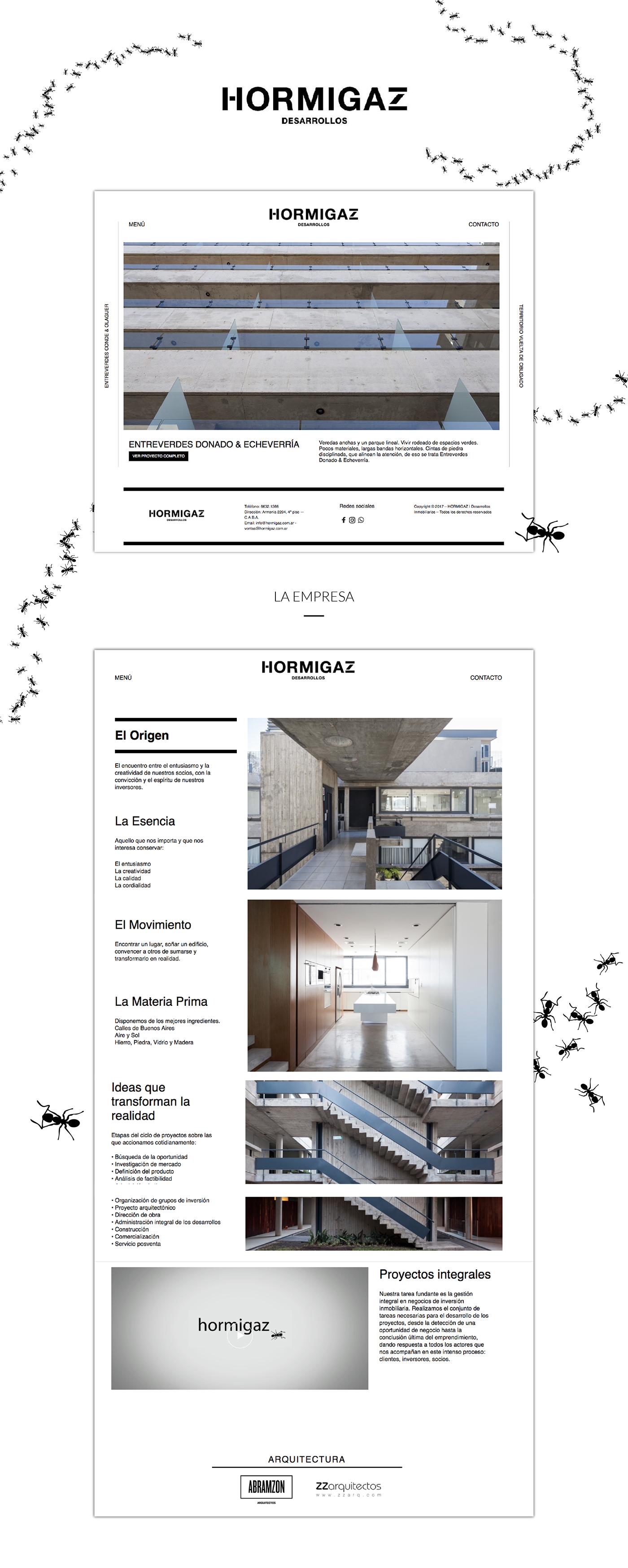 Web design Responsive ux architecture ant building mobile desktop apple