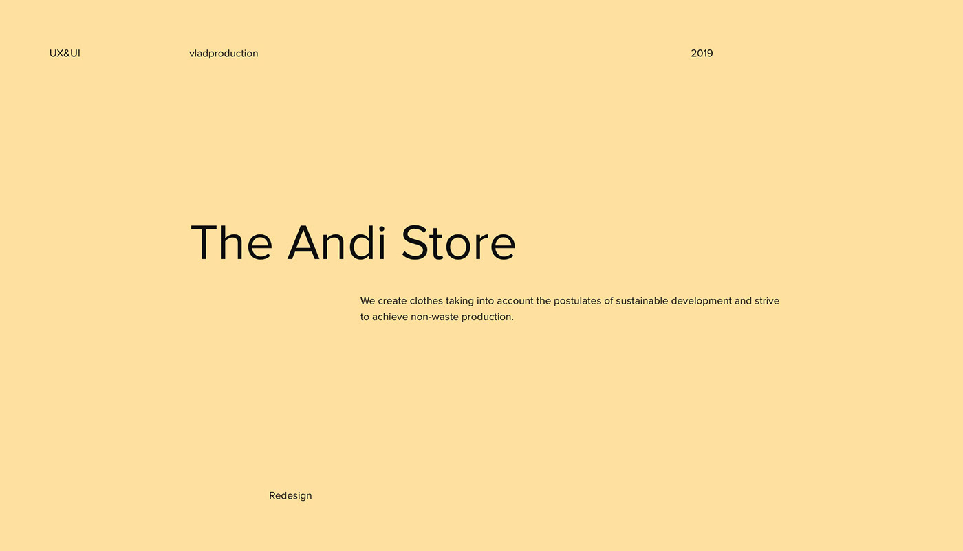 clean flat ux UI Web Webdesign corporate Fashion  magazine