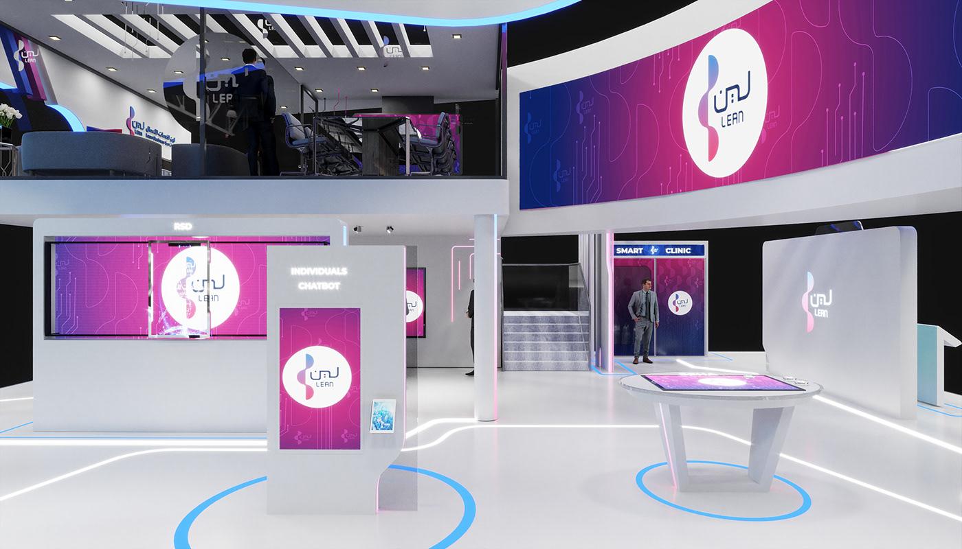 dubai Events Exhibition  Exhibition Design  standdesign