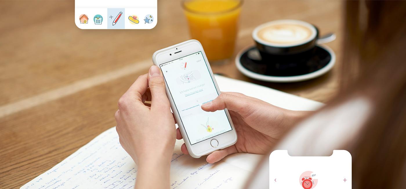 UI design by K-tiv, Michael Berger and Pauline de Langre