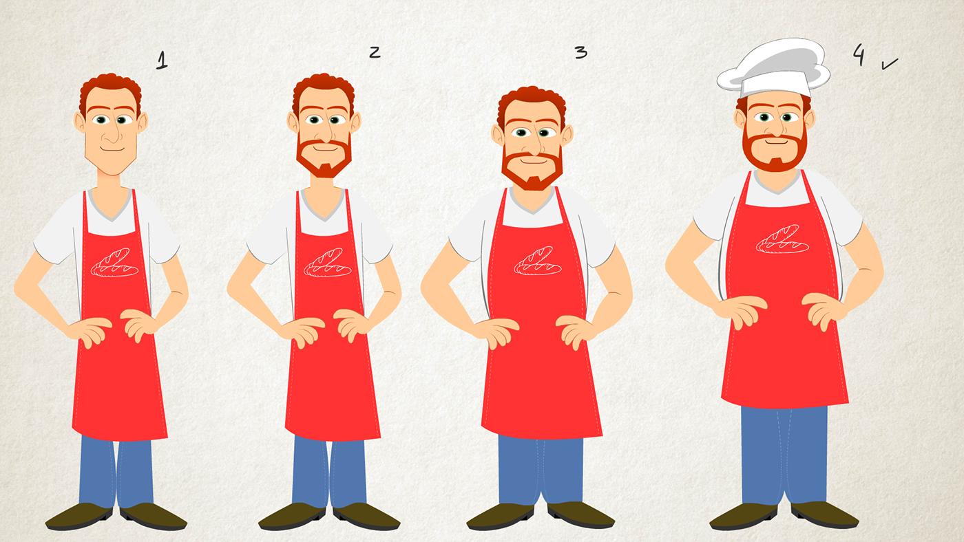 animação animation  Character design  design de personagens Ilustração desenho publicidade