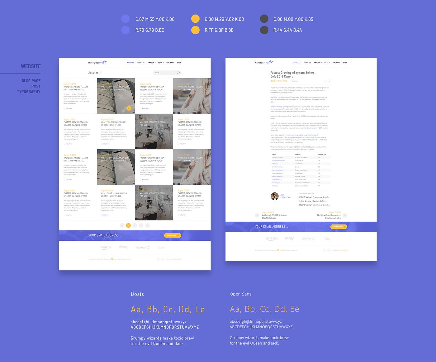 Web Webdesign design logo Ecommerce icons UI/UX interaction clean Marketplace