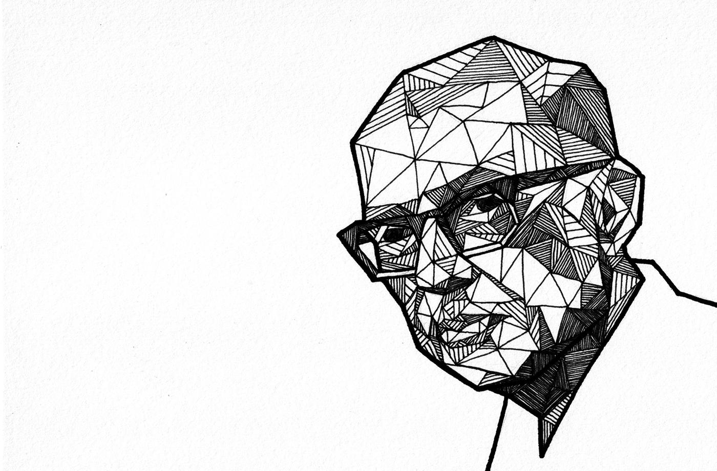 Картинки геометрических пирамид все
