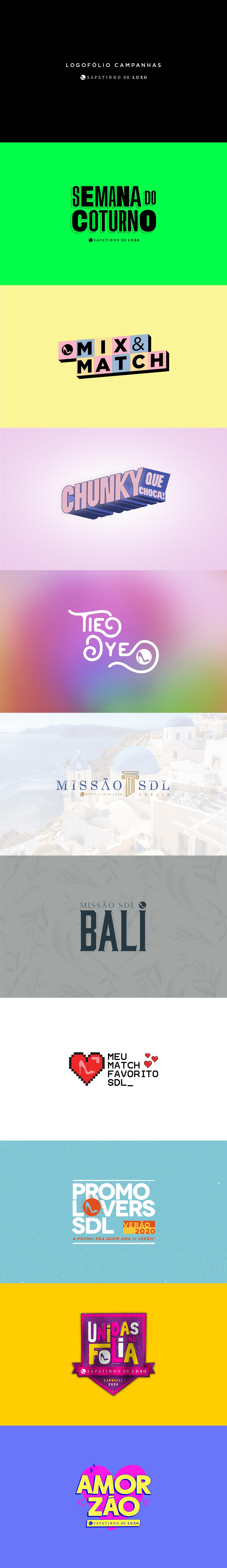 campanhas identidade visual logofolio logos