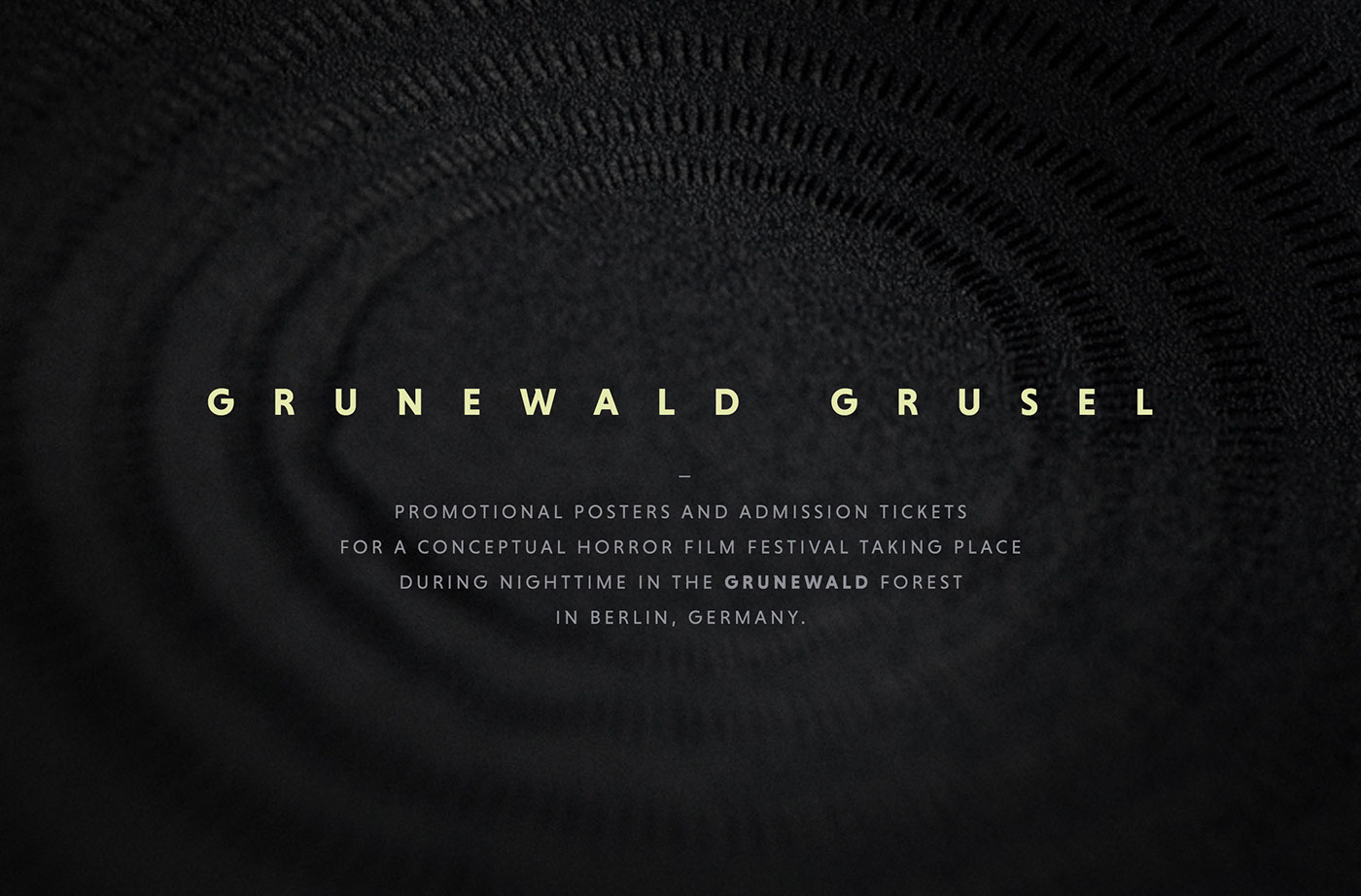 horror festival dark poster berlin texture free download movie print Promotion