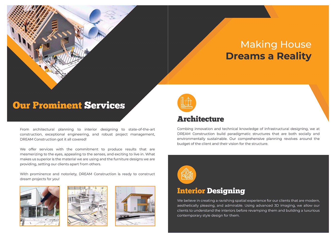 branding  Branding design brochure business company graphic graphic design  Illustrator mjsteadfast photoshop