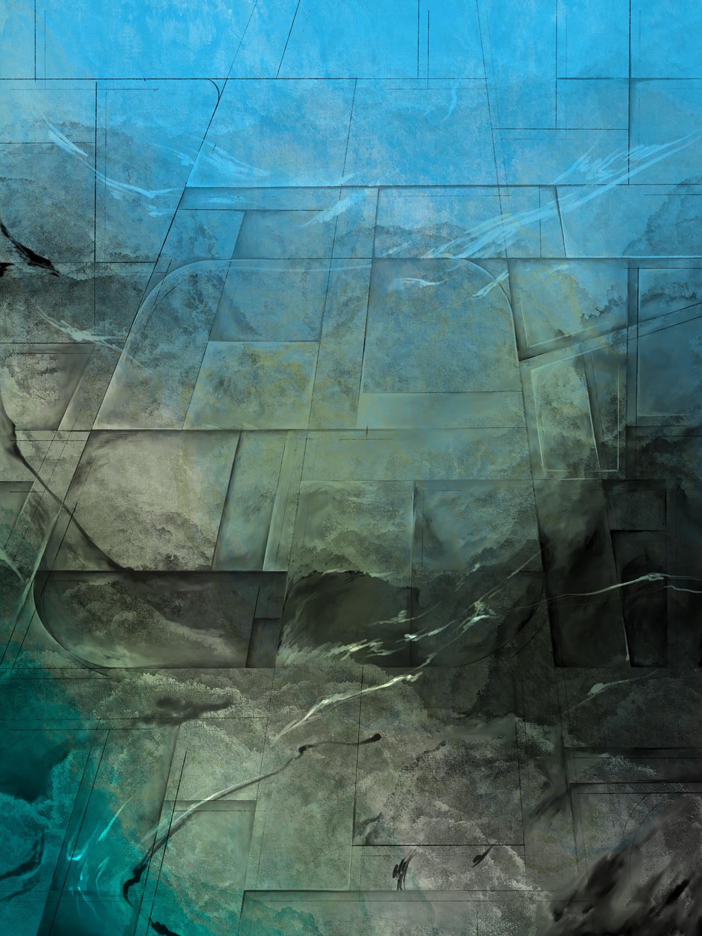 Image may contain: indoor and aquarium