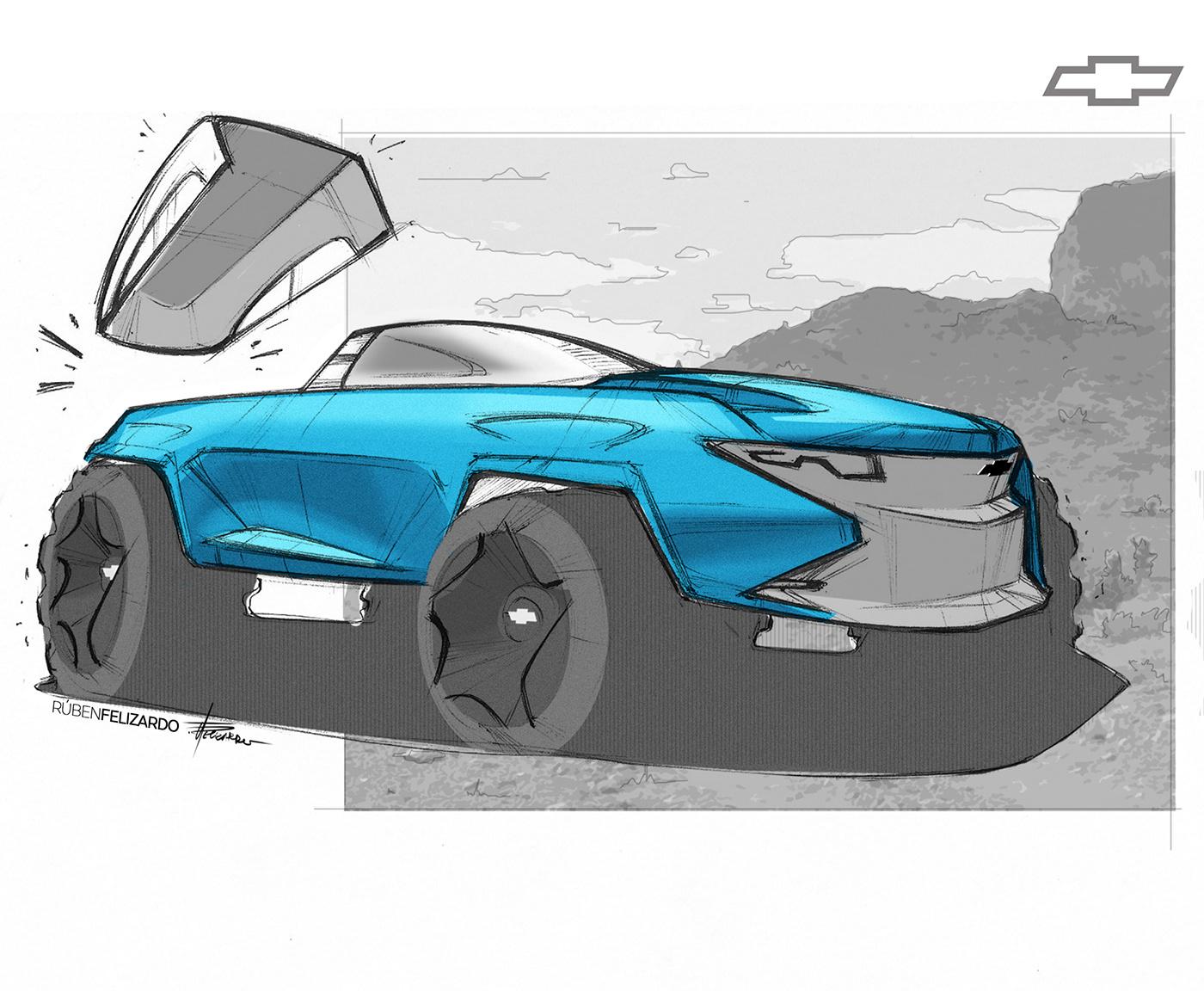 有創意感的22個汽車設計欣賞