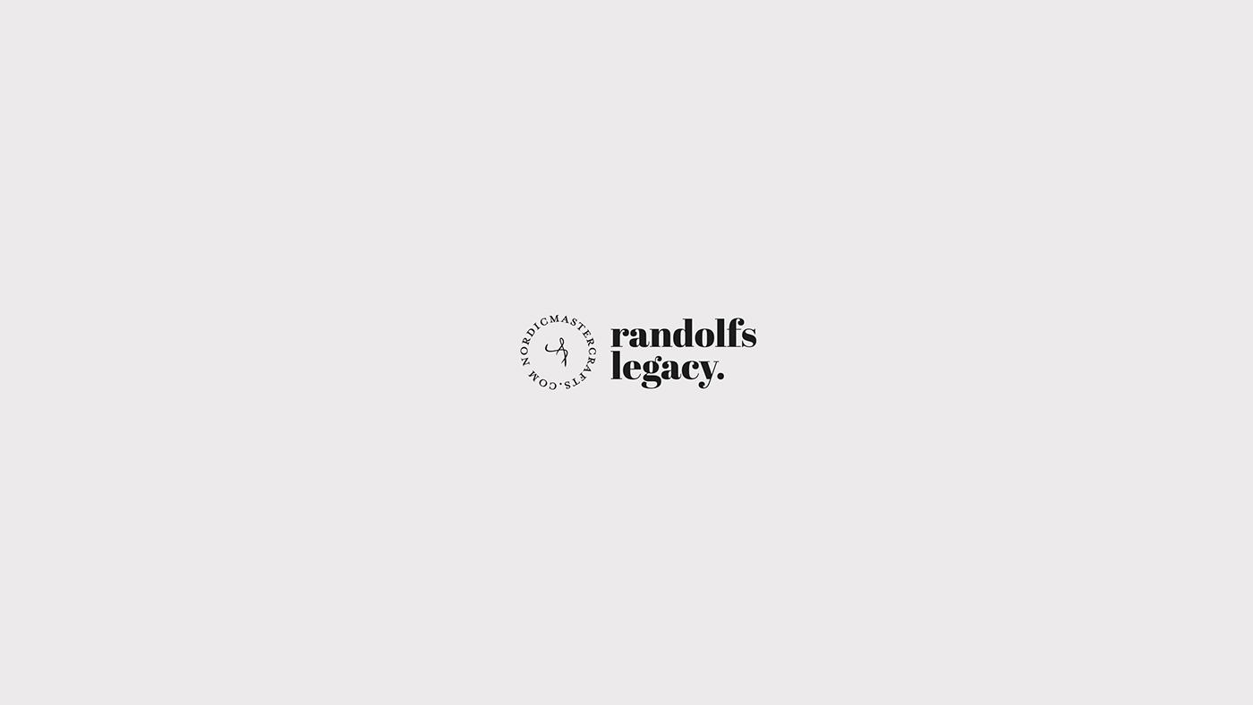 Identity Design graphic design  Logo Design grafisk formgivning skellefteå  grafisk design art direction  branding  knifes skulls