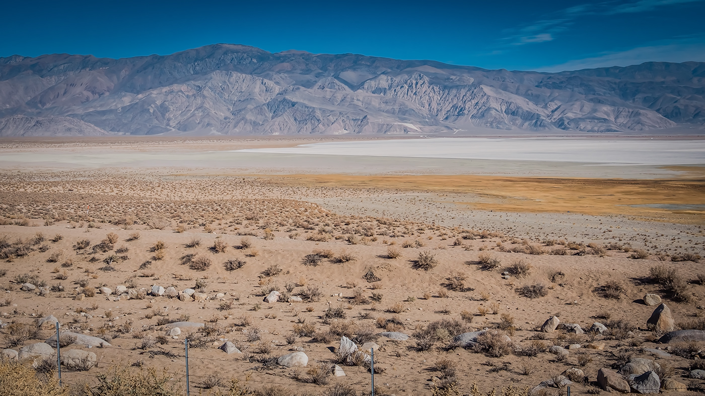 the road to lone pine on Behance