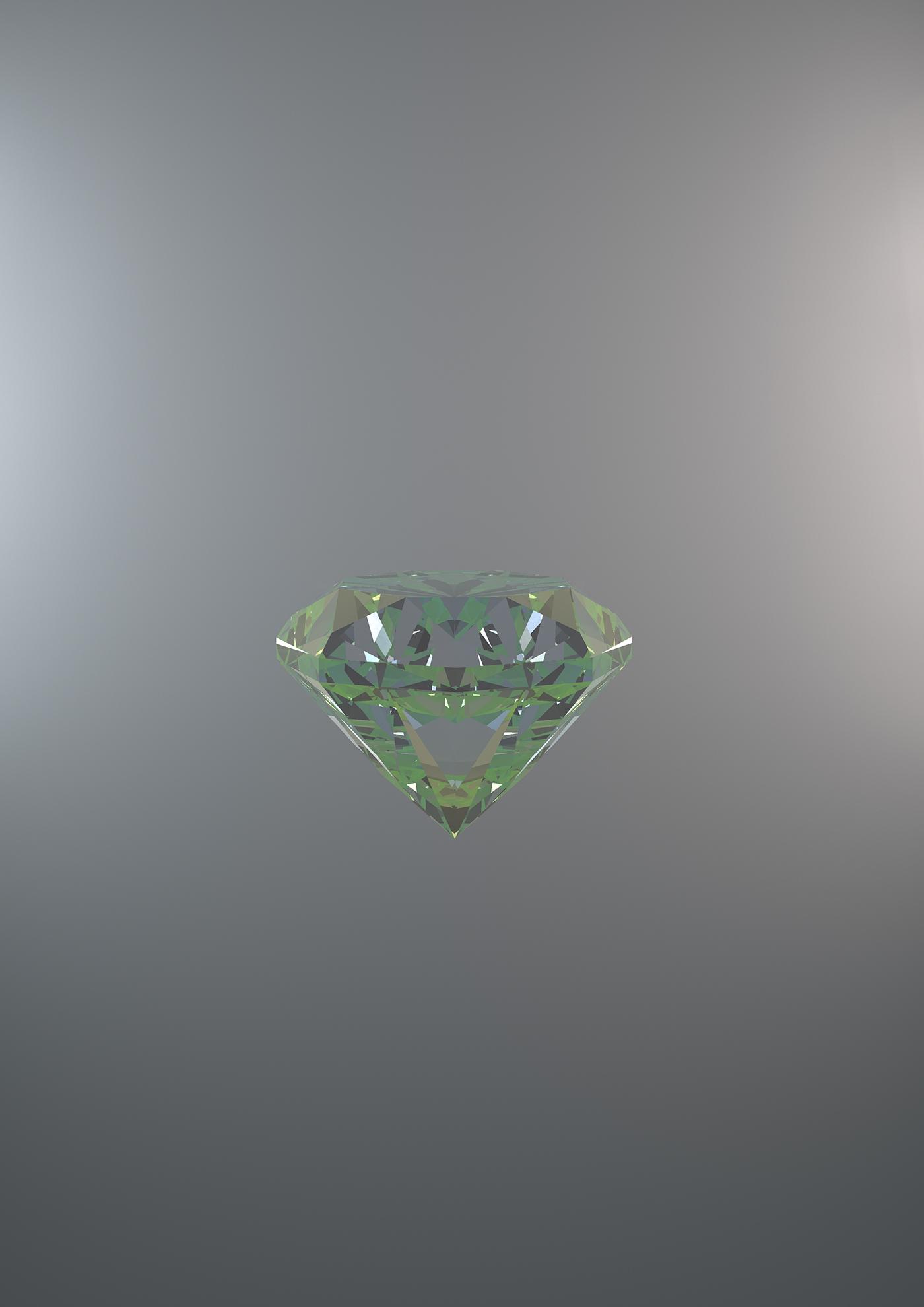 DIAMOND on Behance