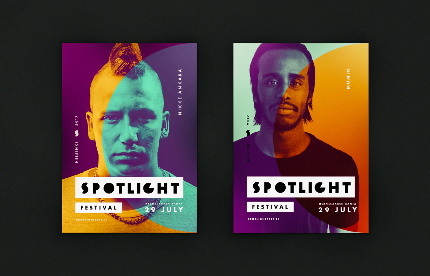Spotlight Festival Identity Manitou Design 06