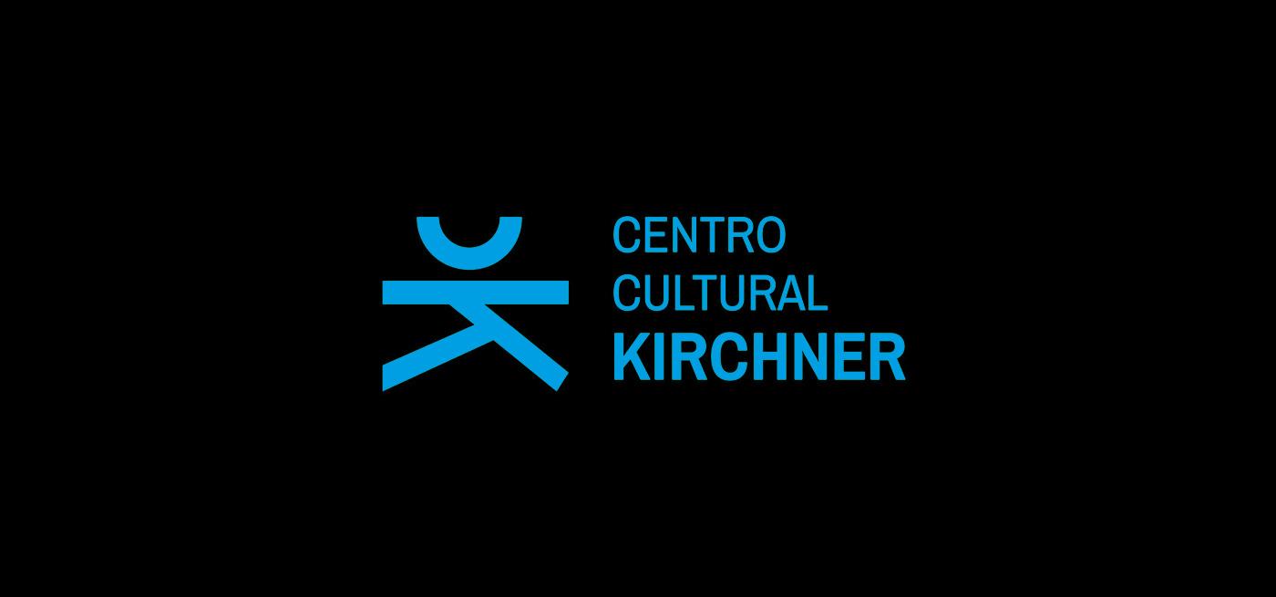 kirchner identidad logo CCK centro cultural argentina identity culture cultural Arts Centre