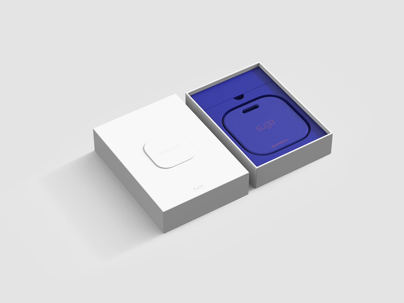 id card Big Hit entertainment Office product fashionable