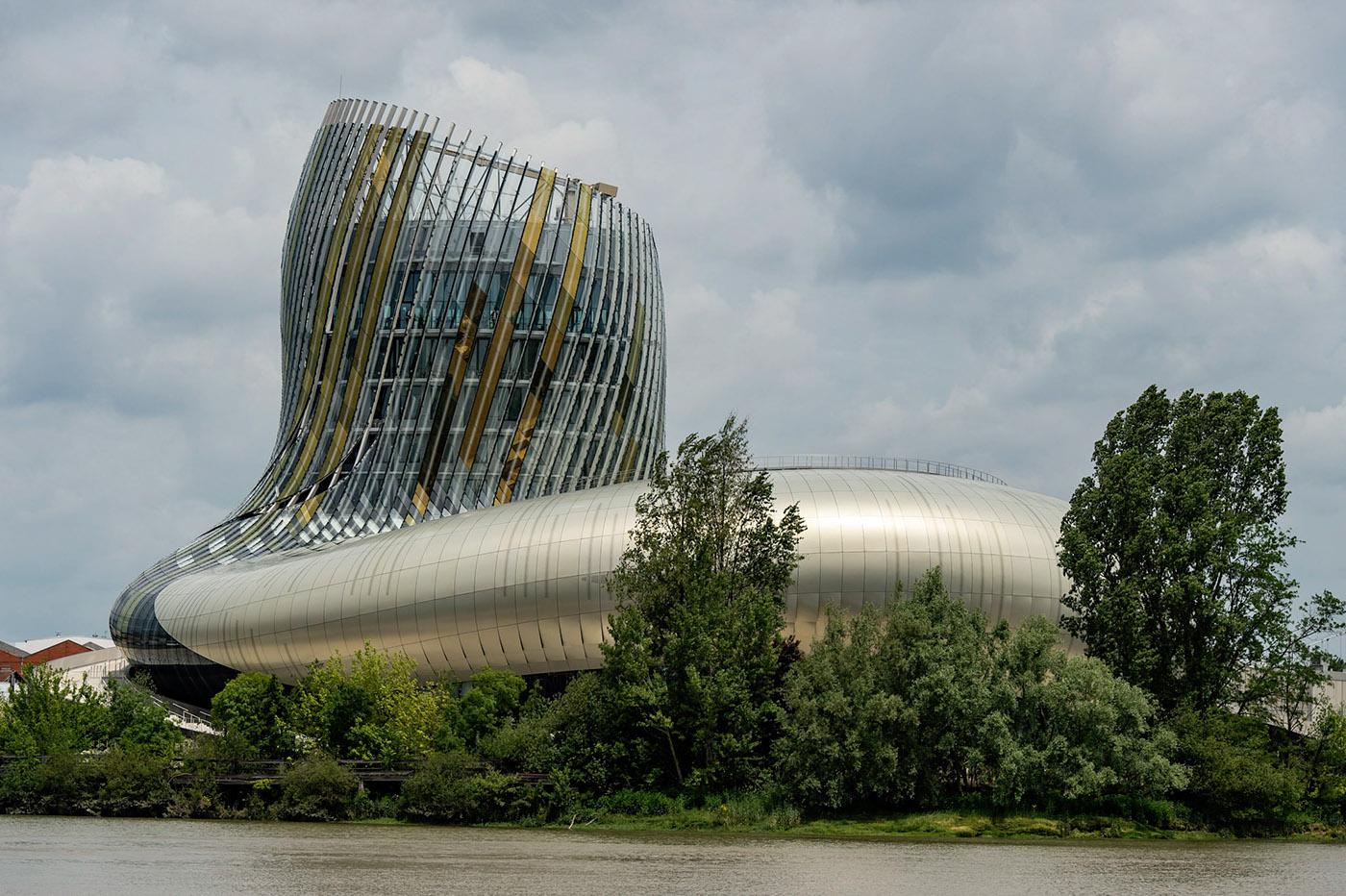 Adobe Portfolio Cité du Vin Bordeaux
