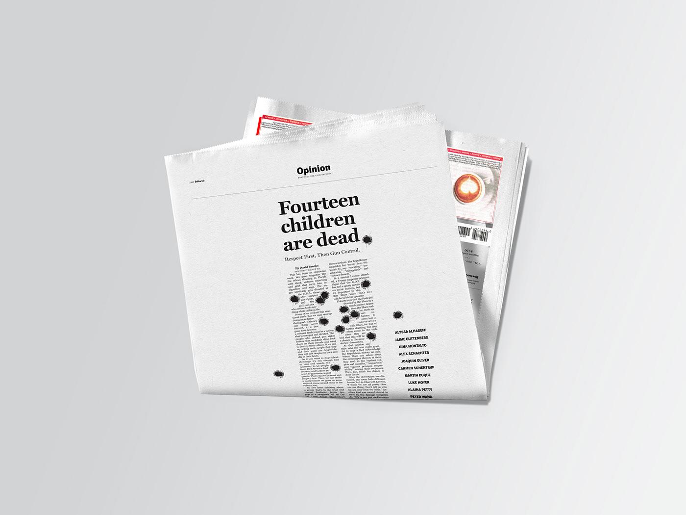 op ed op-ed newspaper news