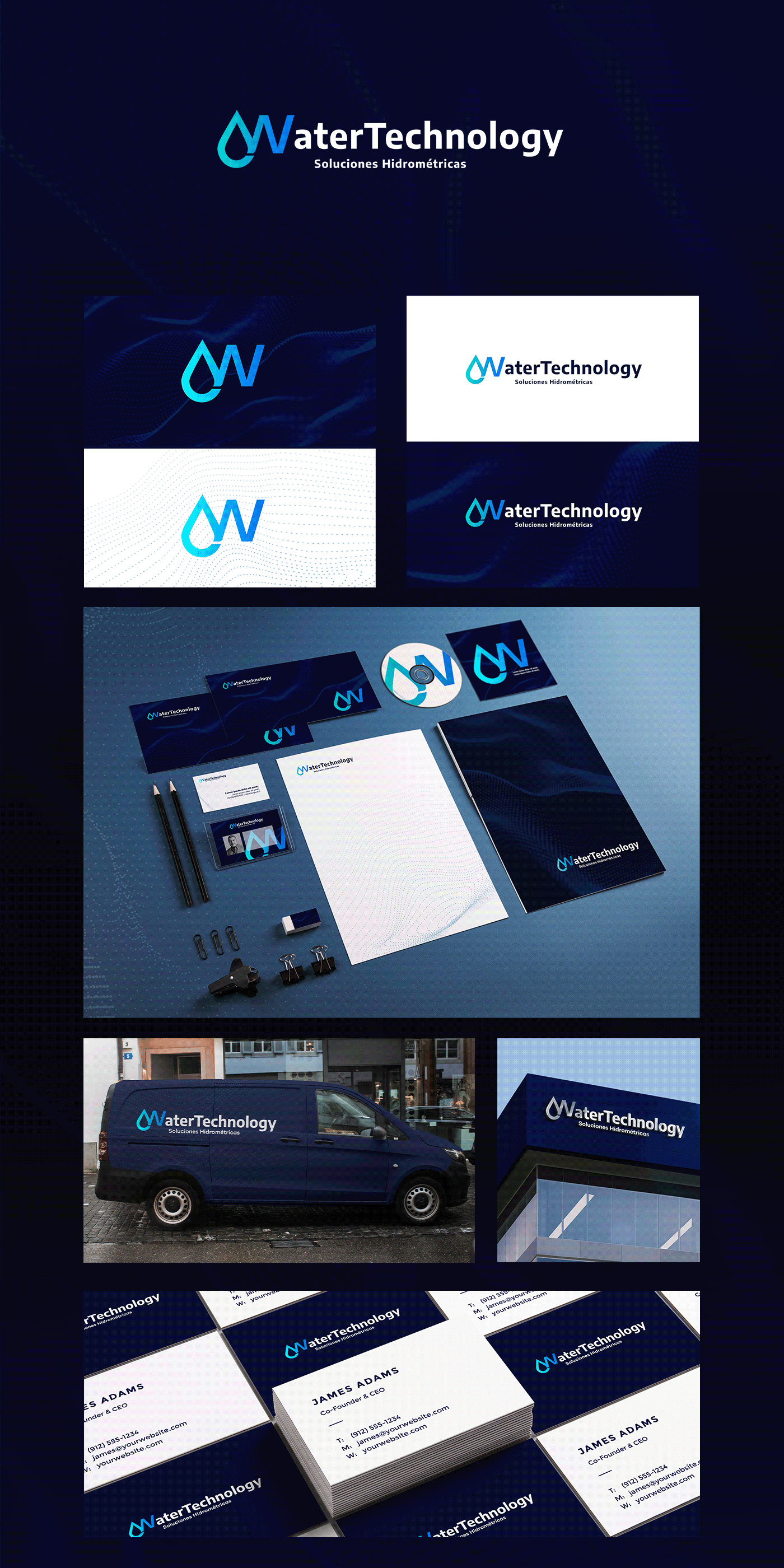blue branding  chile chillan Diseño gráfica logo Logotype marca marca gráfica water